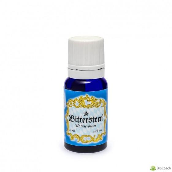 Bitterstern® Kräuterbitter 10 ml, 59% Vol