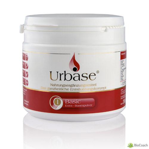 UrBase® I Basic Basenpulver 200g
