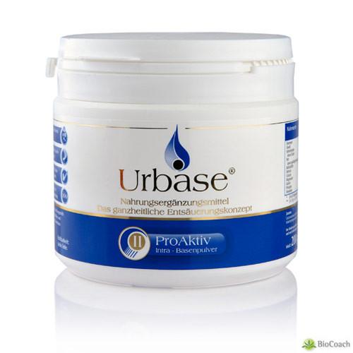 UrBase® II ProAktiv Basenpulver 200g